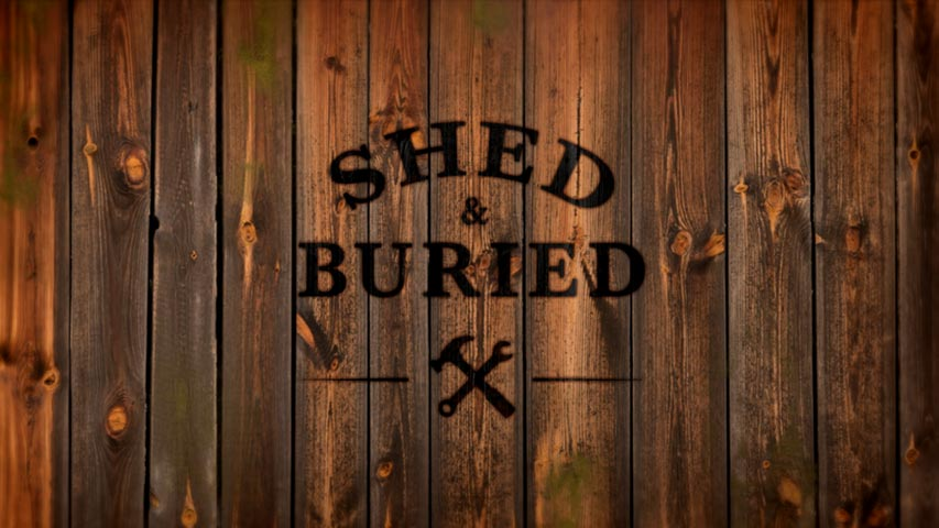 Shed and Buried 1